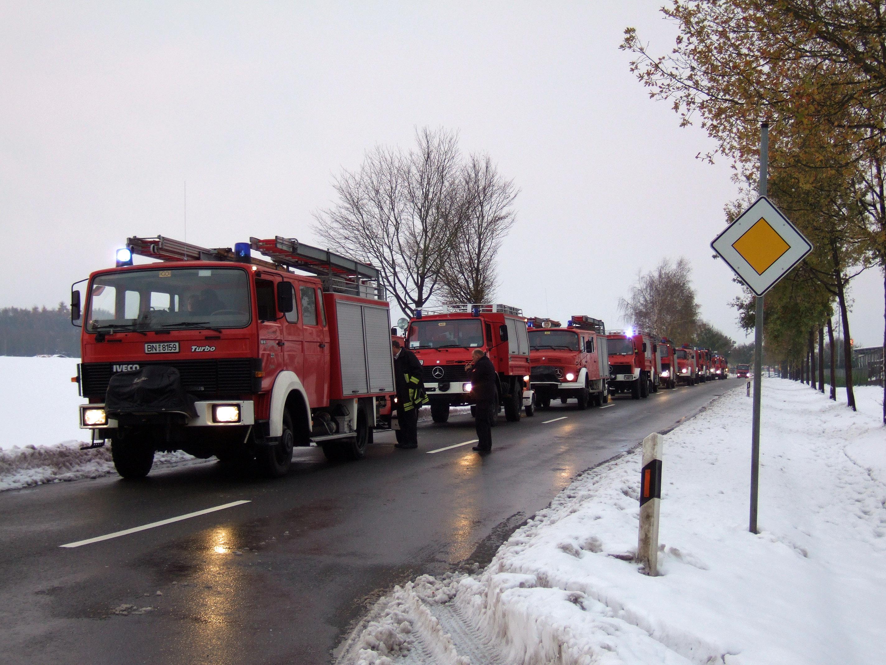 """""""Fahrzeuge im Bereitstellungsraum"""" von"""