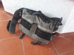 """Die neue """"Männer-Handtasche"""": Der Messenger-Bag, hier von 5.11"""